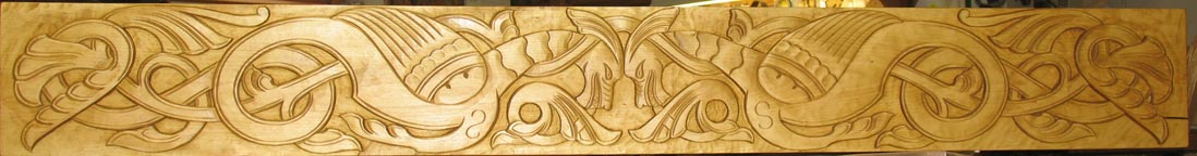 Choice wood carving patterns raven ch